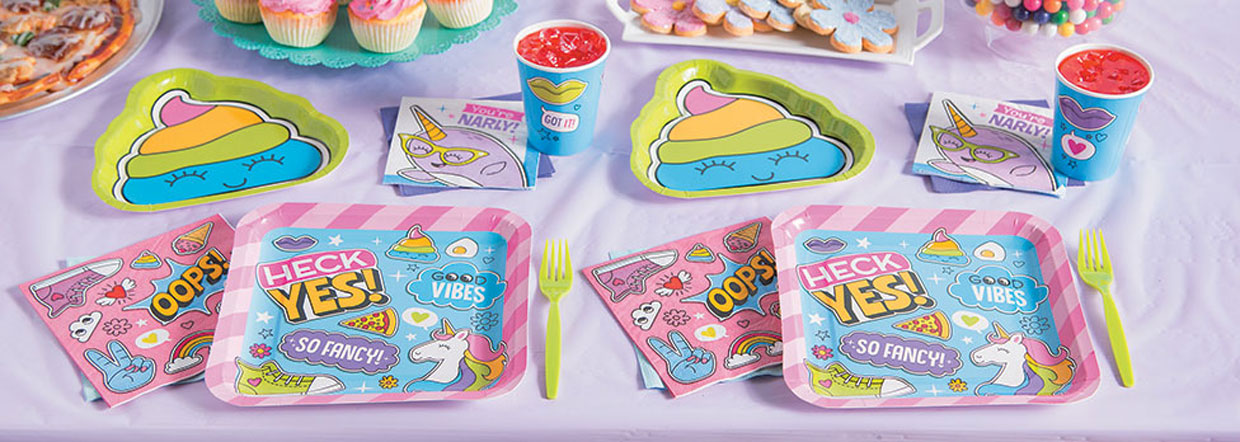 Girl Squad Party Supplies