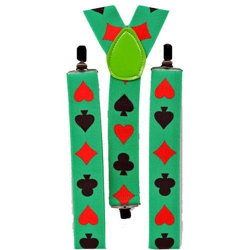 Christmas Braces Ideas.Card Suit Braces