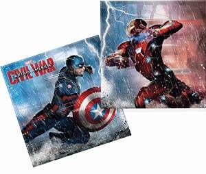Civil War Paper Napkins Party Supplies Ideas Accessories
