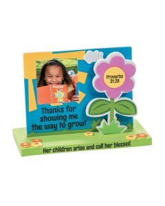 3D Religious Mother's Day Picture Frame Craft Kit