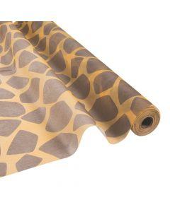 African Safari VBS Animal Print Gossamer Roll