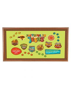 African Safari VBS Bulletin Board Set