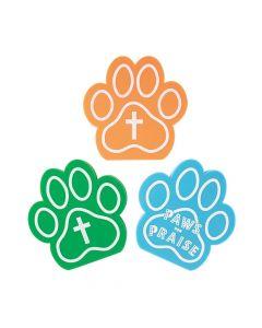 African Safari VBS Hand Pawprints