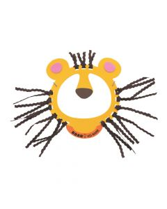 African Safari VBS Lion Mane Mask Craft Kit