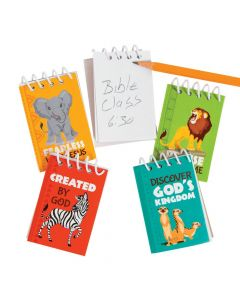 African Safari VBS Mini Notepads
