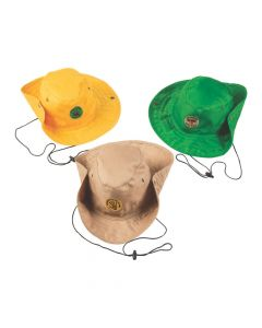 African Safari VBS Outback Hats