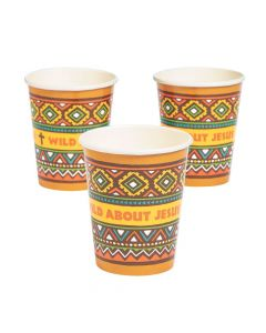 African Safari VBS Paper Cups