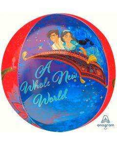Aladdin Orbz Balloon