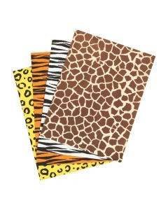 Animal Print Foam Sheets