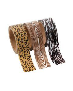 Animal Print Washi Tape Set