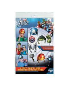 Avengers Assemble Photo Stick Props