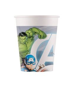 Avengers Fight Paper Cups - Eco Friendly