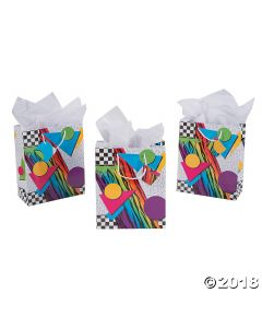 Awesome 80S Gift Bags