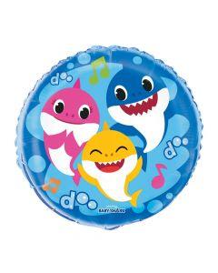 """Baby Shark 18"""" Mylar Balloon"""
