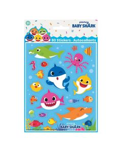 Baby Shark Sticker Sheets