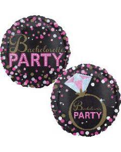 Bachelorette Sassy Party Foil Balloon