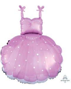 Ballerina Tutu Super Shape Balloon