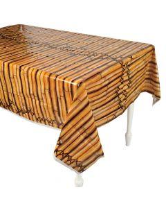 Bamboo Plastic Tablecloth