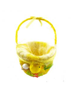 Basket Nest Yellow