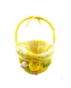 Basket Nest Yellow