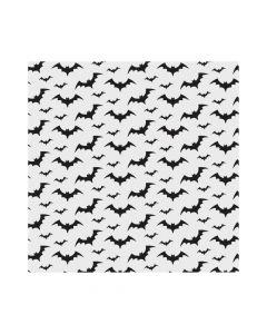 Bats Backdrop Halloween Decor