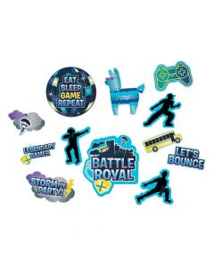 Battle Royal Cutouts Value Pack