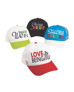 Be You Trucker Hats