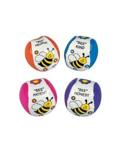 "Bee"" Your Best Kick Balls"