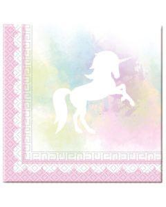 Believe in Unicorn-two-ply Napkin