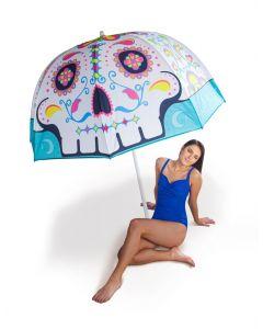 Bigmouth Sugarskull Umbrella