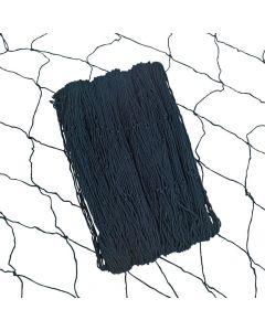 Black Fish Net Wall Decoration