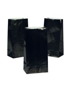 Black Gift Bags