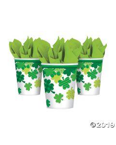 Blooming Shamrocks Cups