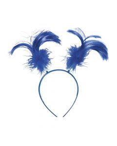 Blue Team Spirit Head Boppers Assortment