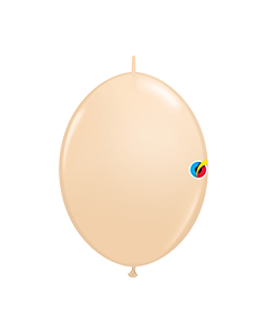 Blush 15cm Latex Quicklinks Balloons