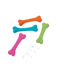 Bone-Shaped Erasers