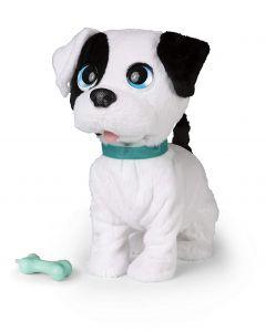 Bowie Kissing Puppy Club Petz