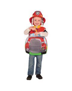 Boy's Paw Patrol Marshall Candy Catcher Costume