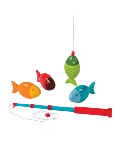 Bright Color Magnetic Fishing Game