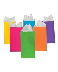 Bright Neon Bags