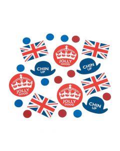 British Party Confetti