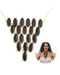 Bugging Out Necklace