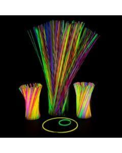 Bulk Glow Jewelry Assortment - 500 Pc.