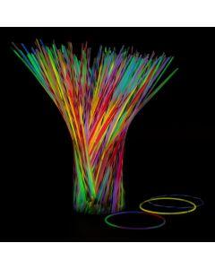 Bulk Glow Necklace Assortment - 500 Pc.