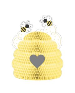 Bumblebee Party Honeycomb Centerpiece
