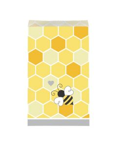 Bumblebee Party Treat Bags