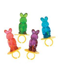 Bunny Ring Lollipops