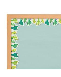 Cactus Bulletin Board Borders
