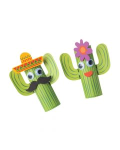 Cactus Craft Roll Craft Kit