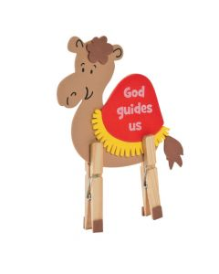 Camel Clothespin Craft Kit